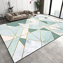 Nordic Geometric Graffiti Carpet Suitable For