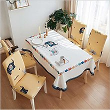 Nordic Living Room Tablecloth Simple Rectangular