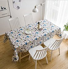 Nordic Mediterranean Sailing Table Dining Table