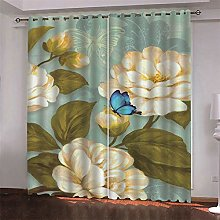 Nordic Modern Minimalist Curtains Reusable Bay