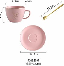 Nordic Noble Bone China Coffee Cup Set Saucer
