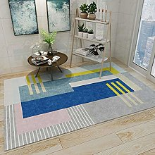 Nordic Oil Painting Simple Geometric Printing Mats