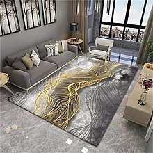 Nordic Printing Landscape Floor Mats Modern