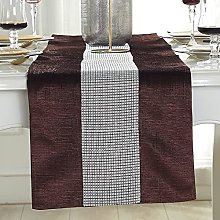 Nordic Simple And Modern Table Runner Thick Soft