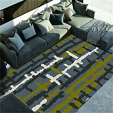 Nordic Simple Rectangular Printing And Dyeing