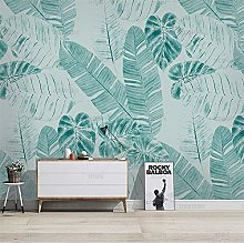 Nordic Simple Wallpaper Abstract Line Tropical