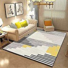 Nordic Style Artistic Geometric Carpet Non-Slip