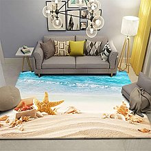 Nordic Style Fashion 3D Area Rugs Tree Deer