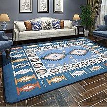 Nordic Style Floor Area Rug Soft Memory Foam