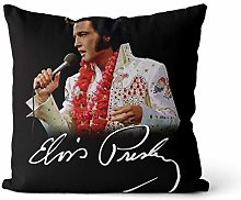 Nordic Style Ins Living Room Sofa Pillow elvis