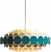 Nordic-Style Metal Pendant Light,Indoor Pendant