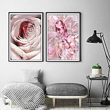 Nordic style Poster Canvas Painting Wall Art Print