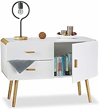 Nordic-Style Sideboard, Highboard Design with