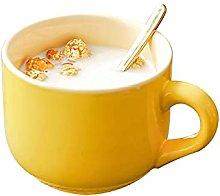 Nordic Style Water Cup, Egg Yolk Mug, Creative and