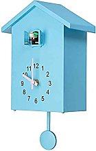 Nordic Wall Clock Cuckoo Clock Bird Modern