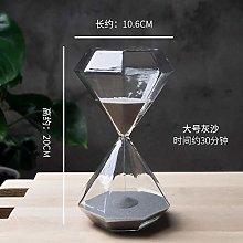 Nordic Wind Hourglass Timer 30 Minutes Birthday