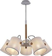Nordica 3-Light Mini Chandelier Isabelline