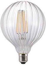 Nordlux Lighting - AVRA Ribbed Light Bulb - Glass