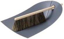 Normann Copenhagen - Dustpan and Broom - DARK GREY