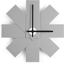 Normann Copenhagen - Gray Watch Me Wall Clock -