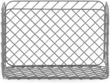 Normann Copenhagen - Medium Grey Track Basket -