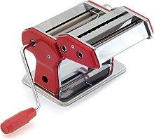 Norpro Pasta Machine, Red