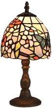 Norrsken Design - Tiffany Table Lamp Phuket - glass