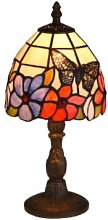 Norrsken Design - Tiffany Table Lamp Tropical -