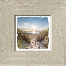 North Sea Framed Photographic Print House of