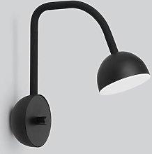 Northern Blush - LED wall light with plug