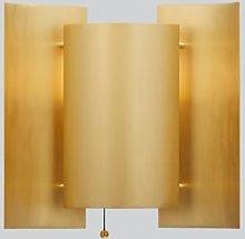 Northern Butterfly wall light, brass