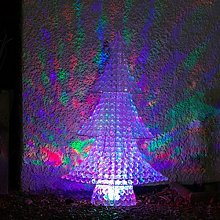 Northern Lights Jewelled Christmas Tree with Multi