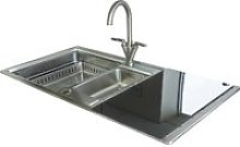 Northern Sink Supplies Pearl Inset Sink 150 - N.s.s