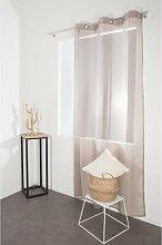 Northridge Eyelet Semi Sheer Curtain Brayden