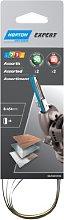 Norton Expert Sanding Strips for Electric Sander 8