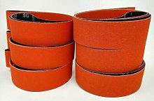 Norton SG Blaze Plus 1x30 6 Pack 2 Each 60, 80,