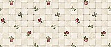 NORTUFTING ITP 155/Raspberry Oval Tablecloth