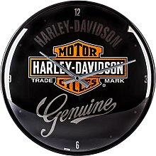Nostalgic-Art 51082 Harley-Davidson - Genuine,