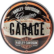 Nostalgic-Art 51083 Harley-Davidson - Garage, Wall