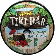 Nostalgic-Art 51093 Open Bar - Tiki Bar, Wall