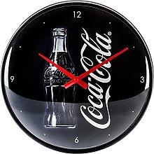 Nostalgic-Art, Retro Wall Clock Coca-Cola – Sign