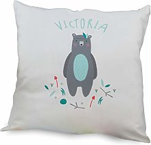 NOT JUST A PRINT Personalised Adventure Bear Name