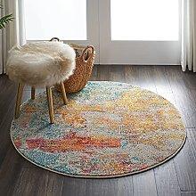 Nourison Celestial Rug Sealife 122x122cm