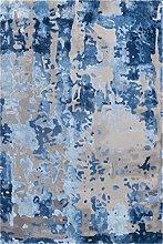 NOURISON Rug, Blue/Grey, Small