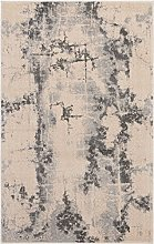 NOURISON Rug, Polyester, Beige, Small