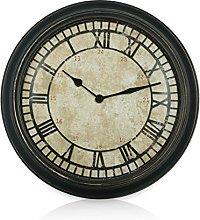 Novelty Antique Backwards Clock