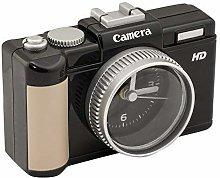 Novelty fun Shaped Camera Travel Alarm Clock in