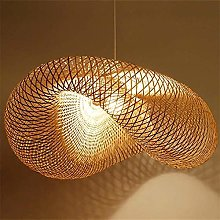 Novely Chandeliers- Bamboo Art Ceiling
