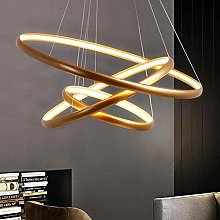 Novely Chandeliers- Dimmable Led Ceiling Light