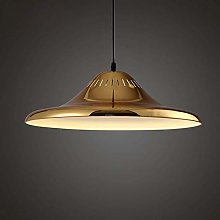 Novely Chandeliers- Gold Shade Pendant Lamp Dining